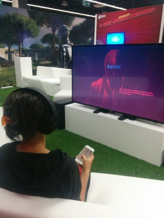 GamesCom2017_testingBuildAtNight